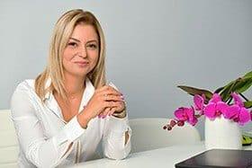 Alina Buzia CEO Pro Clinic