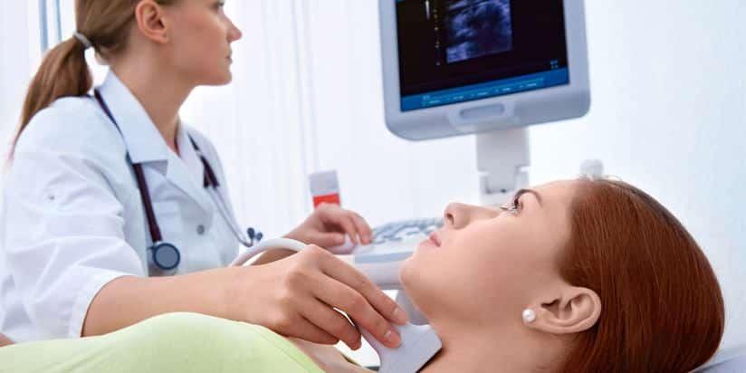 ecografie tiroida / tiroidiana Galati