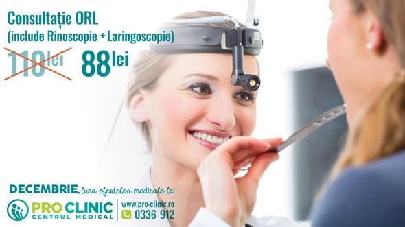 rinoscopie laringoscopie