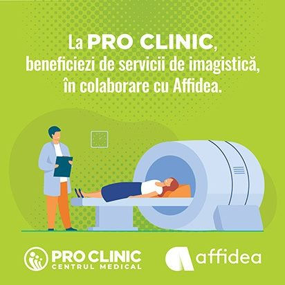 Pro Clinic - imagistica in colaborare cu Affidea